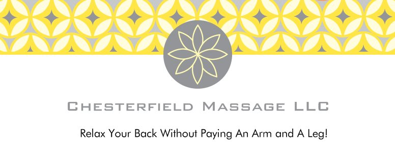 Chesterfield Massage LLC - Relax Your Back Without Paying An Arm and A Leg!